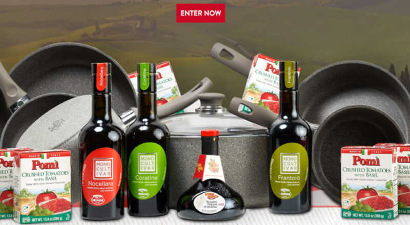 Taste of Italy Giveaway