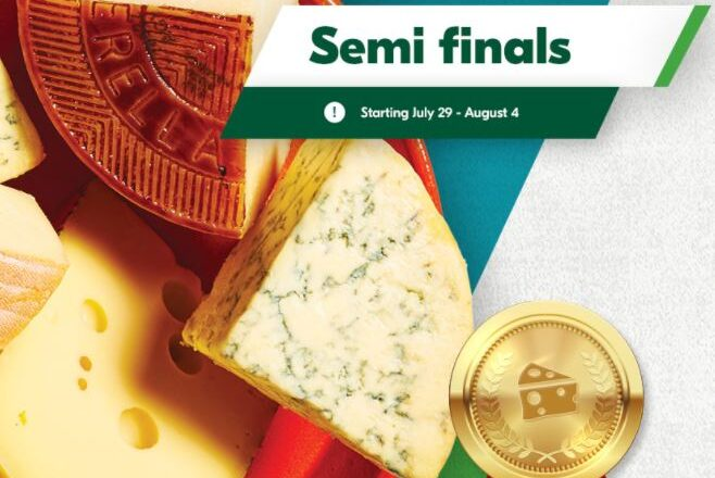 Sobeys World of Cheese Contest