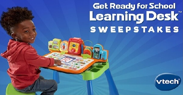 Vtech Toys Sweepstakes