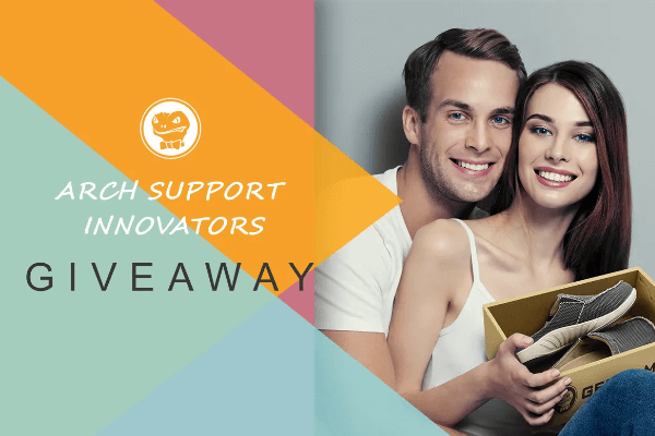 Arch Support Innovators Giveaway