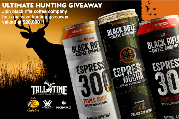 BRCC Ultimate Hunting Giveaway