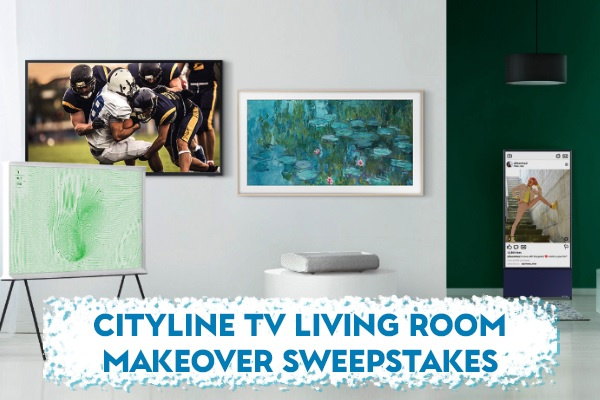 Cityline TV Living Room Makeover Sweepstakes