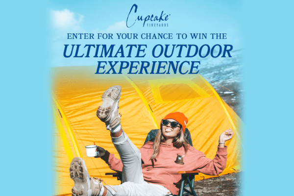 The Cupcake and Cupcake Lighthearted Joy of the Outdoors Sweepstakes