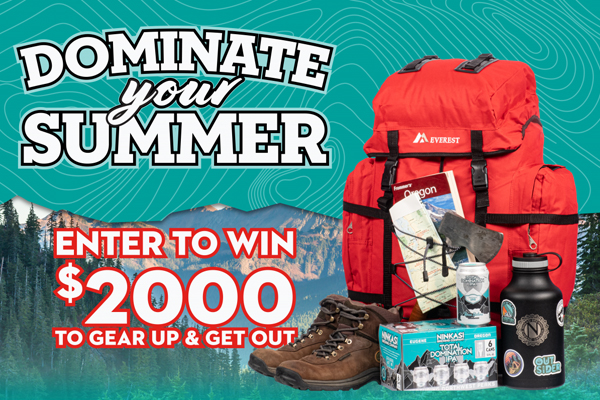 Dominate Your Summer Sweepstakes