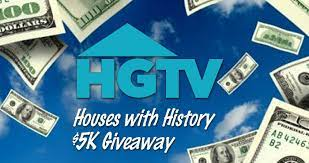 HGTV Houses With History Sweepstakes