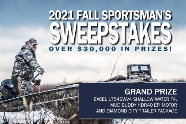 Delta Waterfowl Foundation Fall Sportsman's Sweepstakes