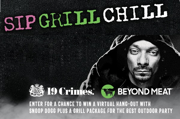 19 Crimes Sip Grill Chill Sweepstakes