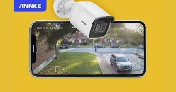 Annke Outdoor Security Camera Giveaway
