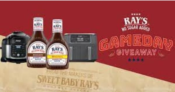 Sweet Baby Rays Tailgate Giveaway