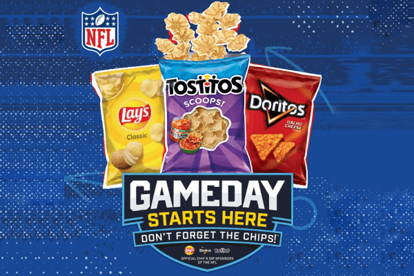 Frito-Lay Tasty Rewards Game Day Starts Here Sweepstakes
