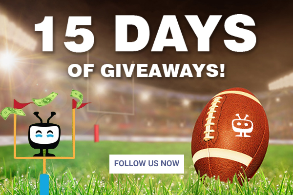 Tivo 15 Day of Giveaway